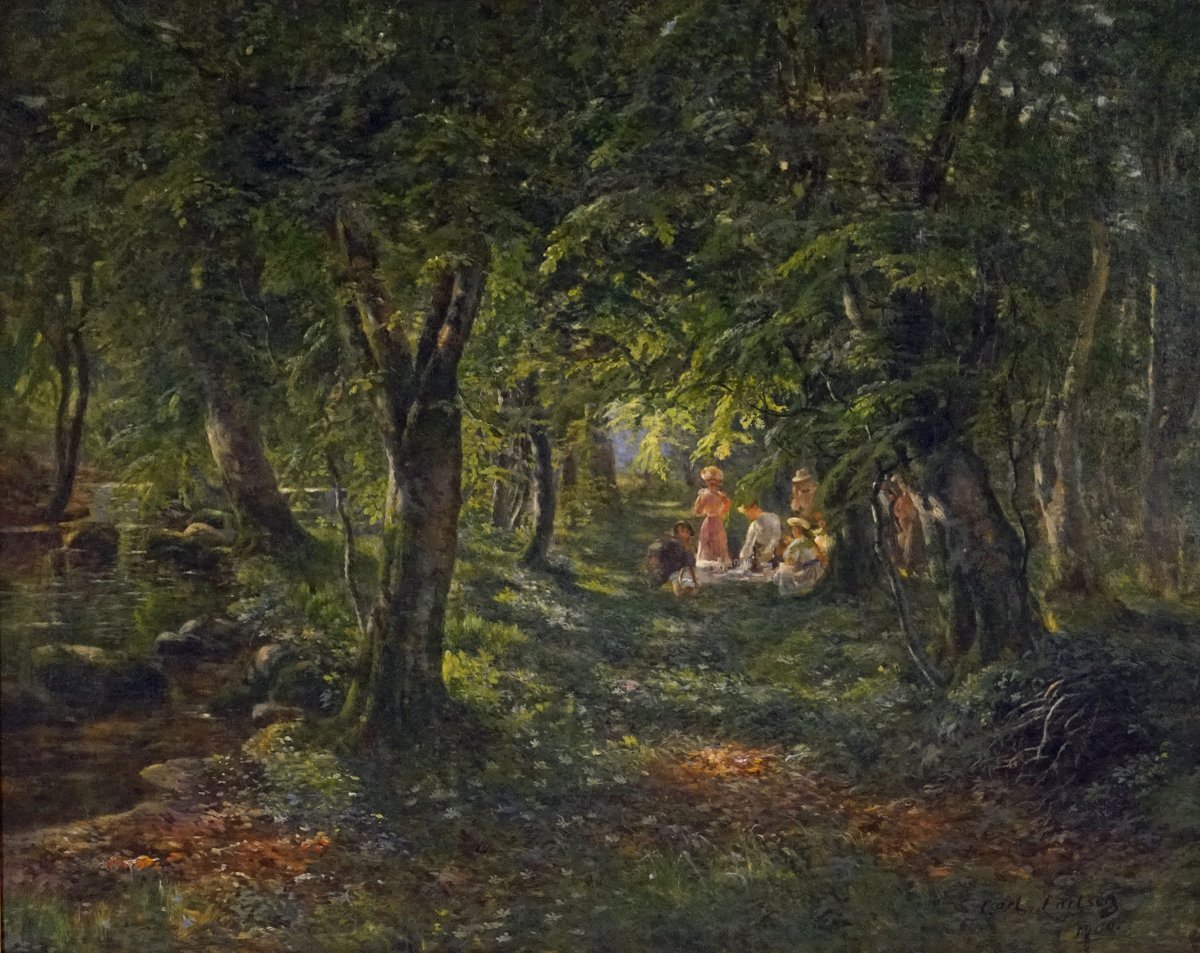 Figures in the Forest